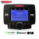 AutoDAB-GO Plug n Play Car DAB Digital Radio Upgrade with Bluetooth